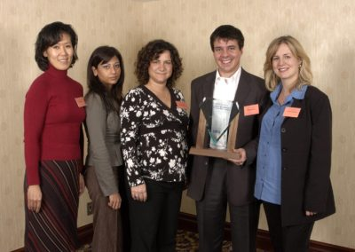 Canadian Healthcare Marketing Hall of Fame - ©Bruce Kemp 2006 - 73