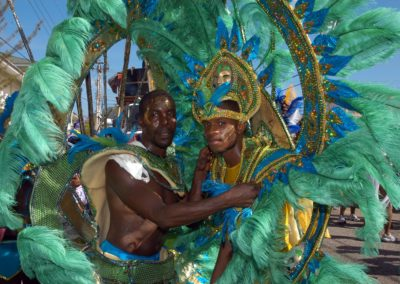 Let Me Tell You - Trinidad Carnival - ©Bruce Kemp 2004