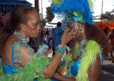 Touch up - Carnival - ©Bruce Kemp 2004
